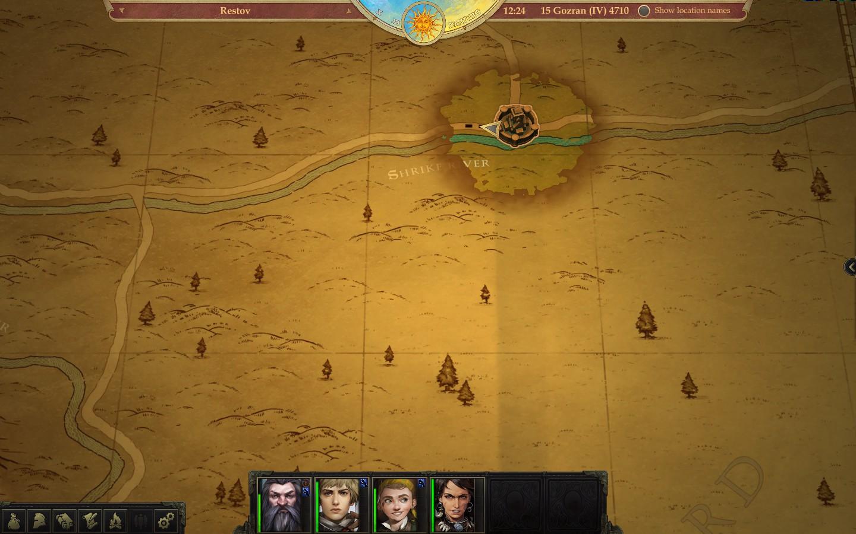 Pathfinder: Kingmaker – First Impressions – Geek Bobbage