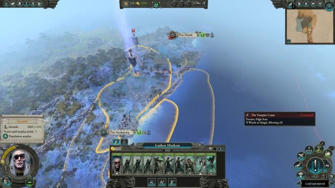 Total War Warhammer 2 – Curse of the Vampire Coast – Geek